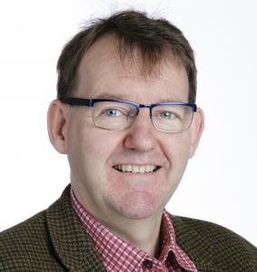 Photograph of Dr Patrick Harrison