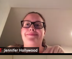 Dr Jennifer Hollywood